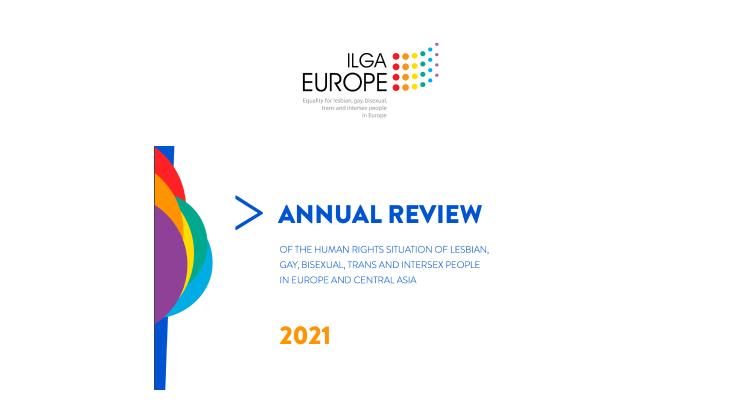 ILGA Europe Annual Report 2021 Link