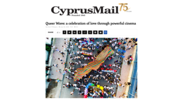 Cyprus Mail Article Link 2020