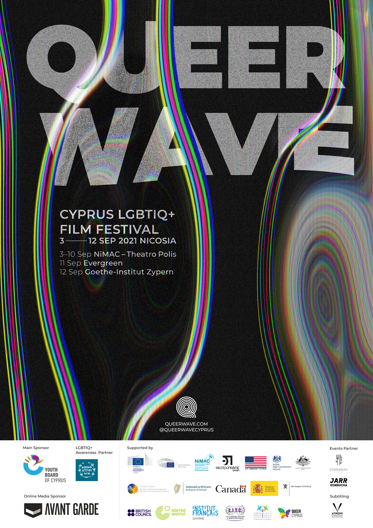 Queer Wave Poster